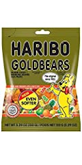 Kosher Haribo Made with Fish Gelatin Kosher Certified under Rabbi Westheim Now softer then ever Sold as a pack of 6