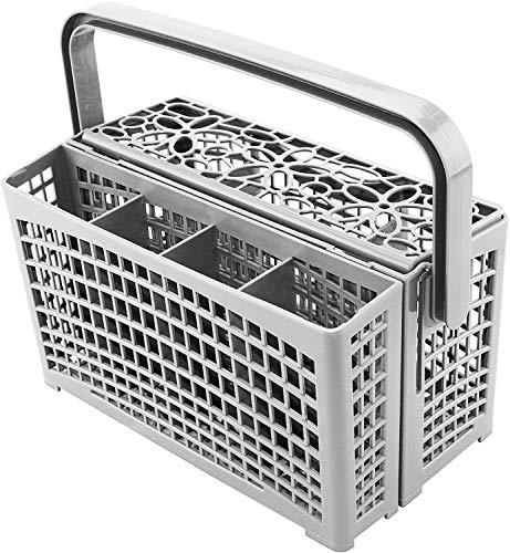 Cestello posate lavastoviglie universale 2 in 1 originale LUMMAR compatibile modelli Rex,Ariston,Electrolux, Indesit,Bosch,Whirlpool,Techna,Zanussi,Aeg,Favourite e tante altre + magnete LUMMAR