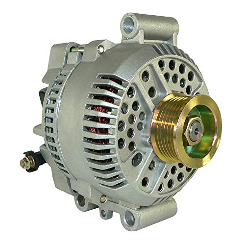 NEW DB Electrical AFD0165 Alternator for 4.0L 4.0 Ford Ranger 07 08 09 2007 2008 2009, Explorer Mountaineer 04 05 06 07 08 2004 2005 2006 2007 2008, Mazda B Series Pickup 5L2T-10300-AA 5L2Z-10346-AA 8519
