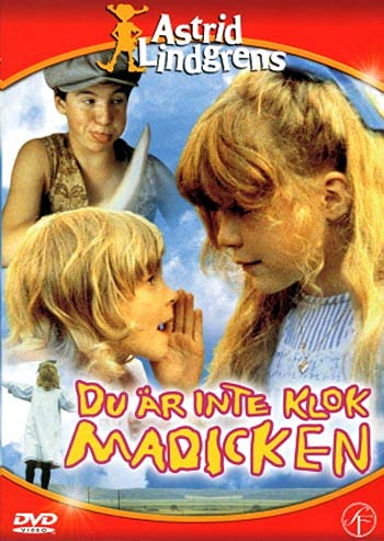 DVD Astrid Lindgren SCHWEDISCH/SWEDISH - Du är inte klok Madicken