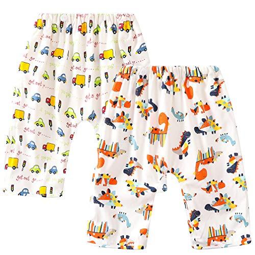 おねしょ対策 トレーニングパンツ おねしょ対策ケット 寝冷え対策 ズボンタイプ ウエスト調整可能 子供用 防水 通気 天然綿100% 男の子 女の子
