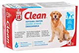 Dogit Clean Disposable Dog Diapers 12 Pack, 12 Count X-Large