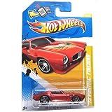 Mattel Hot Wheels 2012, '73 Pontiac Firebird Red, 2012 New Models, 16/247. 1:64 Scale. by