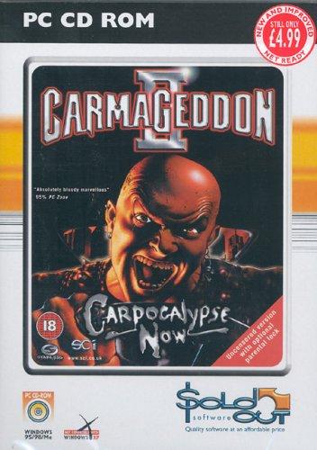 Carmageddon 2 [Importación Inglesa]