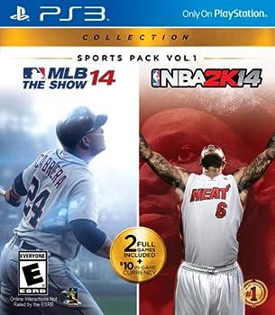PlayStation Sports Pack Vol 1 - MLB 14 The Show / NBA2K14 - PlayStation 3