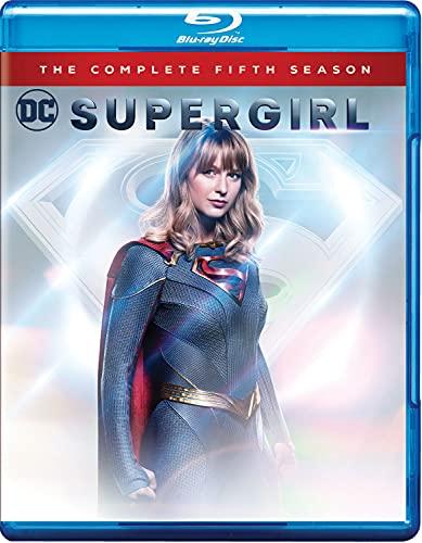 Supergirl-Complete 5th Season [Blu-ray]