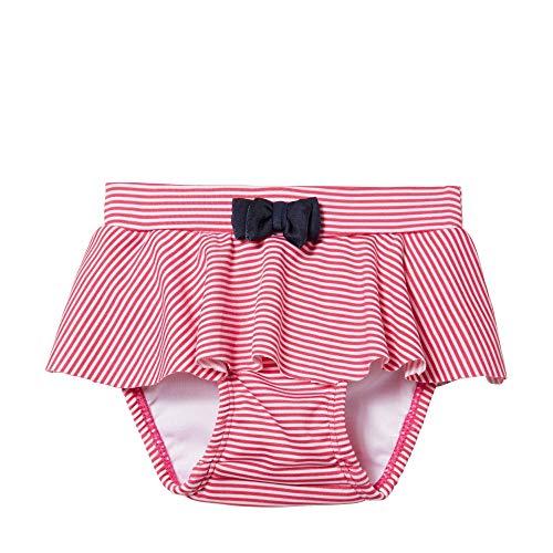 Steiff Baby-Mädchen Schwimmwindel, Rosa (Rasperry Sorbet 7014), 74