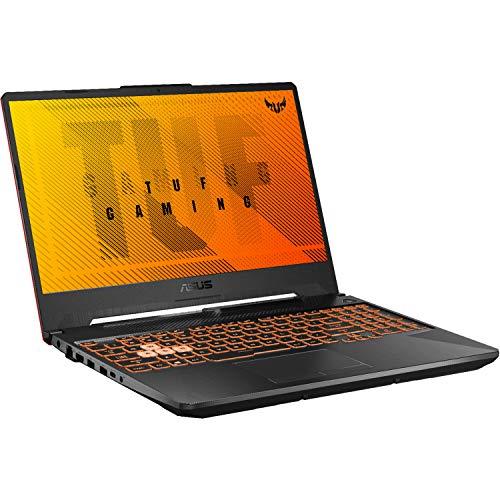 Asus Gaming Laptop Tuf F15 Laptop 15.6' Fhd Ips Intel Core I5-10300H 4 Core Up To 4.5Ghz Gtx 1650 Ti 16Gb Ram 1Tb Ssd+1Tb Hdd Rgb Backlight Keyboard Rj-45 Wifi 6 Usb-C Hdmi 2.0 Win 10