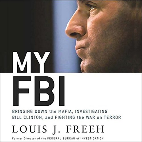 My FBI audiobook cover art