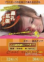 鼻腔拡張テープ 鼻孔拡張テープ  レギュラー 肌色タイプ 30枚入×10箱=300枚