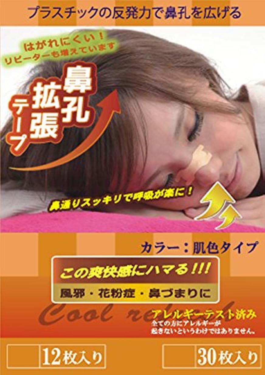 山メナジェリー懇願する鼻腔拡張テープ 鼻孔拡張テープ  レギュラー 肌色タイプ 30枚入×10箱=300枚