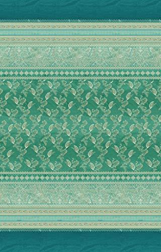 Bassetti 9311022 Foulard Matera V1 grün 180 x 270 cm