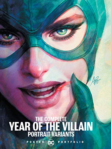 The Complete Year of the Villain: Portrait Variants