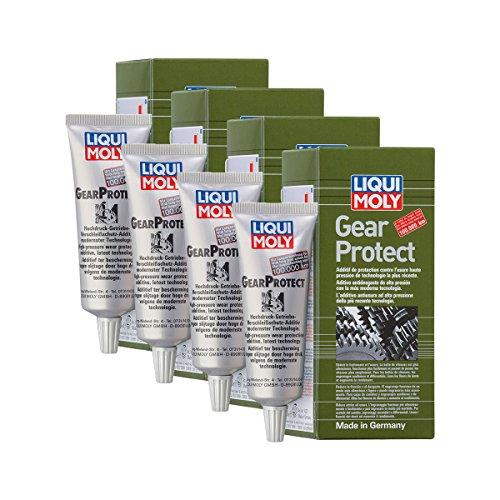 Liqui Moly 4X 1007 Gear Protect Getriebeöl Schutz Additiv 80ml