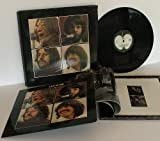 THE BEATLES Let it be Box set with the book 'The beatles get back', PX51 not listed on package.Great Copy First UK pressing. 1969.