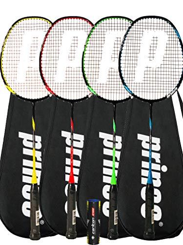 Prince Raquettes de badminton + housses et volants...