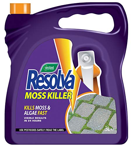 Resolva Moss Killer Ready to Use, 3L