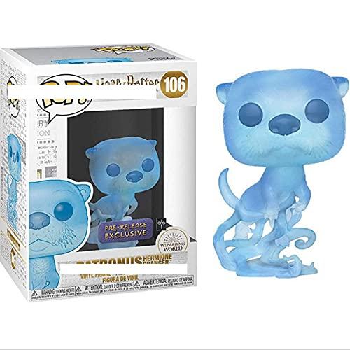 Figuras Pop Harry Potter Patronus # 106 Figura De Acción 10Cm, Colección De PVC Modelo De Juguete...