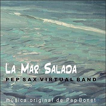 La Mar Salada: Pep Sax Virtual Band