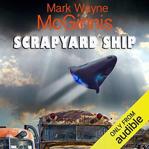 Couverture de Scrapyard Ship