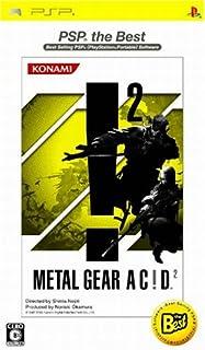 Metal Gear Acid 2 (PSP the Best) [Japan Import]