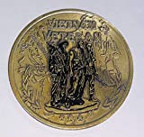 Vietnam Veteran - All Gave Some, Some Gave All Military Challenge Art Coin