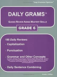 Daily Grams Guided Review Aiding Mastery Skills for Grade 6