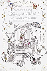 disney animals coloring book