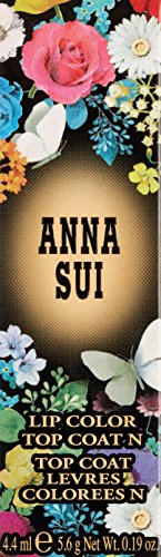 ANNASUI(アナスイ)『リップカラートップコートN』