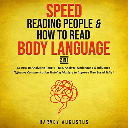 Speed Reading People & How to Read Body Language, 2 in 1 cover art