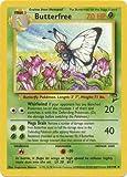 Pokemon - Butterfree (34) - Base Set 2