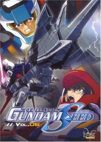 Gundam Seed Vol. 6