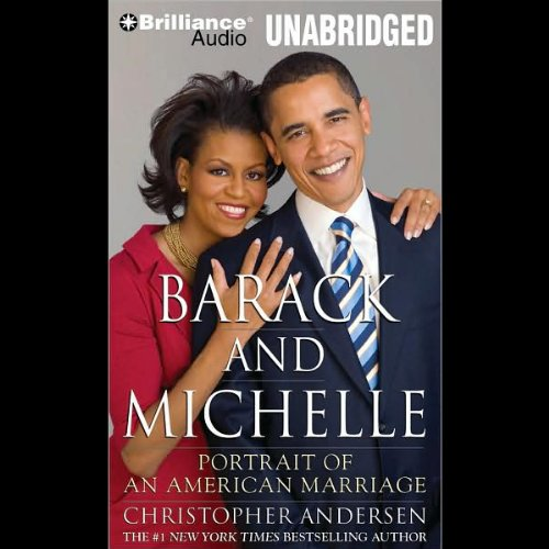 Barack and Michelle cover art