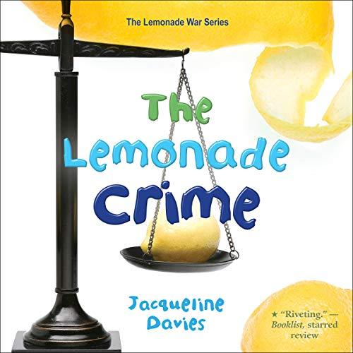 The Lemonade Crime cover art