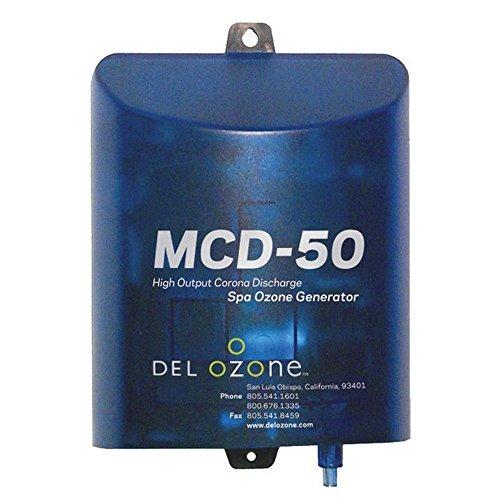 Del Ozone MCD-50U-13 MCD-50 High Output CD Spa Ozone Generator