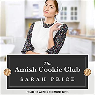 The Amish Cookie Club audiobook cover art