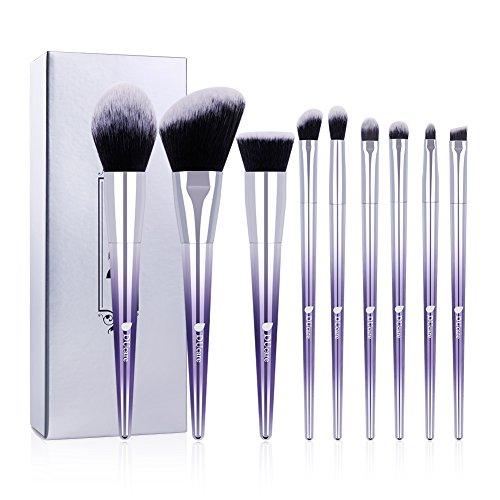 DUcare Makeup Pinsel Set 9-teilig Professionelles Makeup Pinsel für Gesicht, Lidschatten, Eyeliner,...