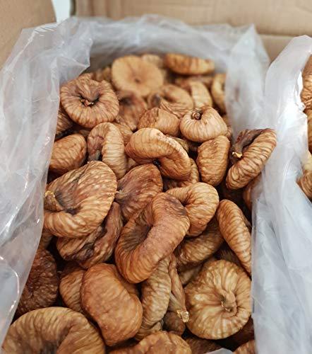 Griechischer Getrocknet Kalamata Feigen Organisch Klasse A' Ernte 2020 (490 grams)