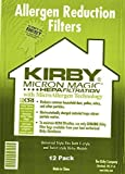 Kirby Part#204808 / 204811 - Genuine Kirby Style F HEPA Filtration Vacuum Bags for Sentria Models (2 Pack of 6 Bags)