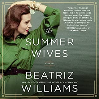 The Summer Wives     A Novel              By:                                                                                                                                 Beatriz Williams                               Narrated by:                                                                                                                                 Kristin Kalbli                      Length: 11 hrs and 47 mins     668 ratings     Overall 4.2