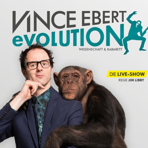 Evolution: Die Live-Show audiobook cover art