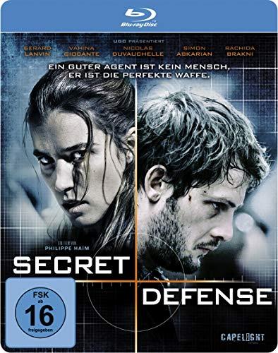 Secret Defense (Blu-Ray) (Limited