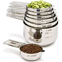 7-Set Simply Gourmet Stainless Steel Measuring Cup