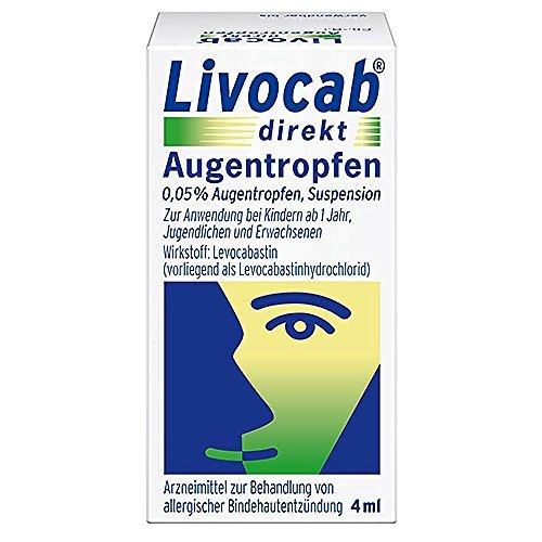 Livocab direkt Augentropfen 4 ml by Johnson & Johnson