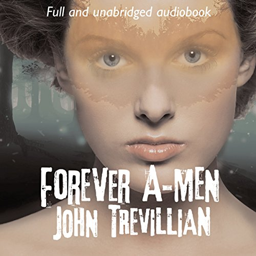 Forever A-Men audiobook cover art