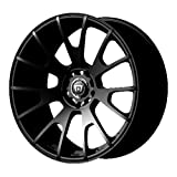 Motegi Racing MR118 Matte Black Finish Wheel (17x8'/5x4.5')