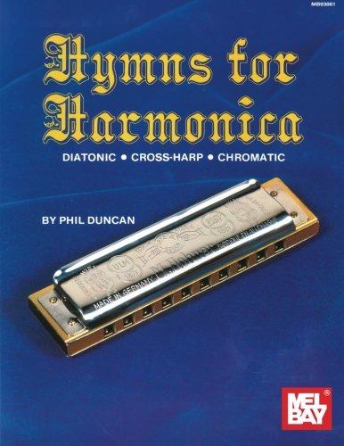 Hymns for Harmonica- Diatonic, Cross-Harp, and Chromatic