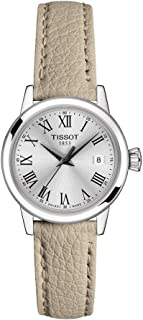 mens Classic Dream Stainless Steel Dress Watch Grey T1292101603300