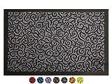 Schmutzfangmatte Türvorleger BRASIL Sauberlaufmatte - 90x150 cm