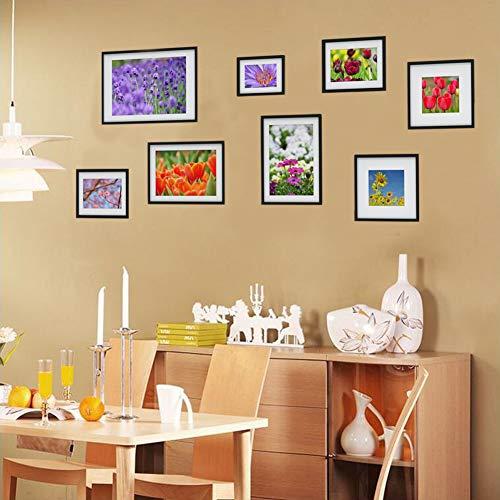 Dalao muurstickers, kunstdruk, voor woonkamer, slaapkamer, tv-achtergrond, decoratie